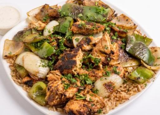 Chicken Kabob Image