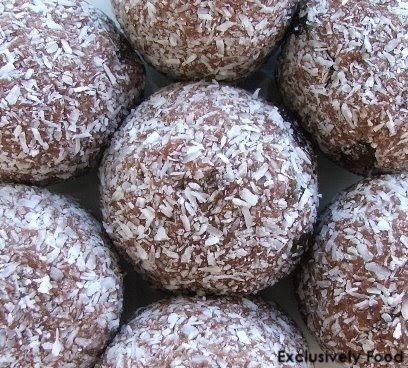 Chocolate Ball Image