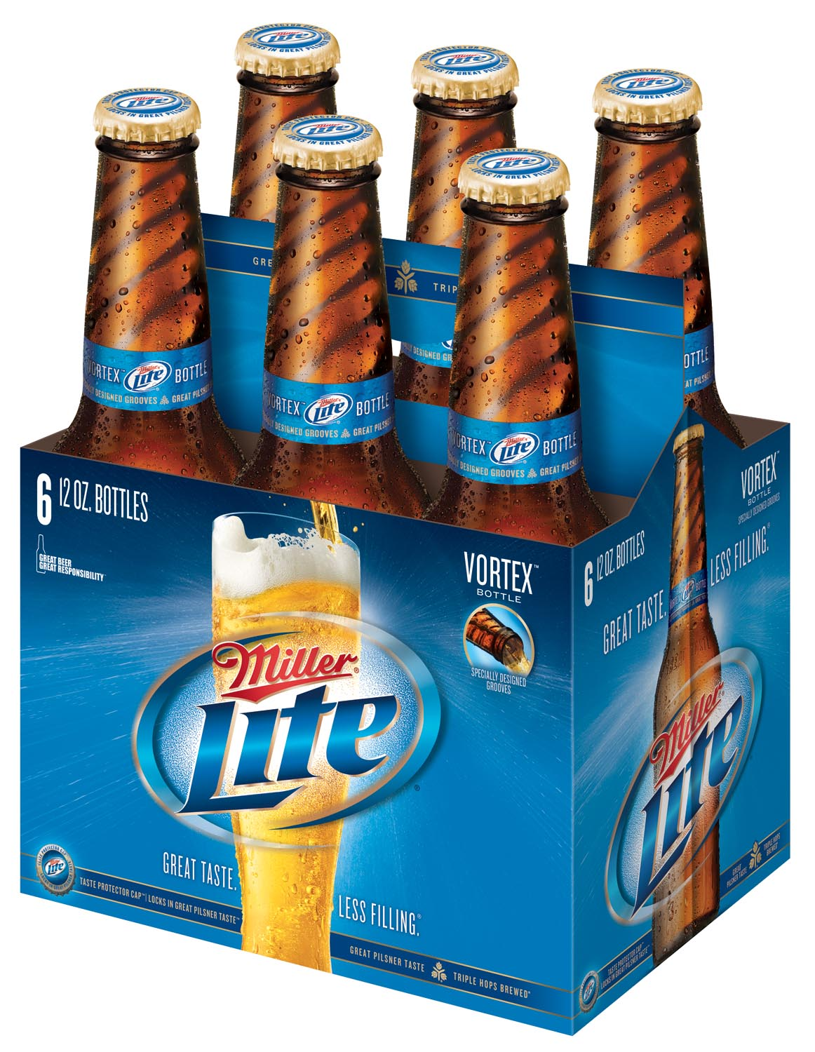 Miller Light 6-Pack Image