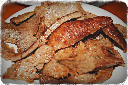 Gyro Meat Image