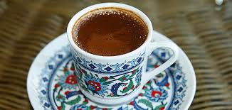 Coffee (Regular, Decaf, Turkish, or Greek)