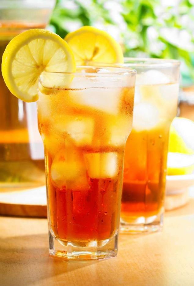 Iced Tea (unsweetened) Image