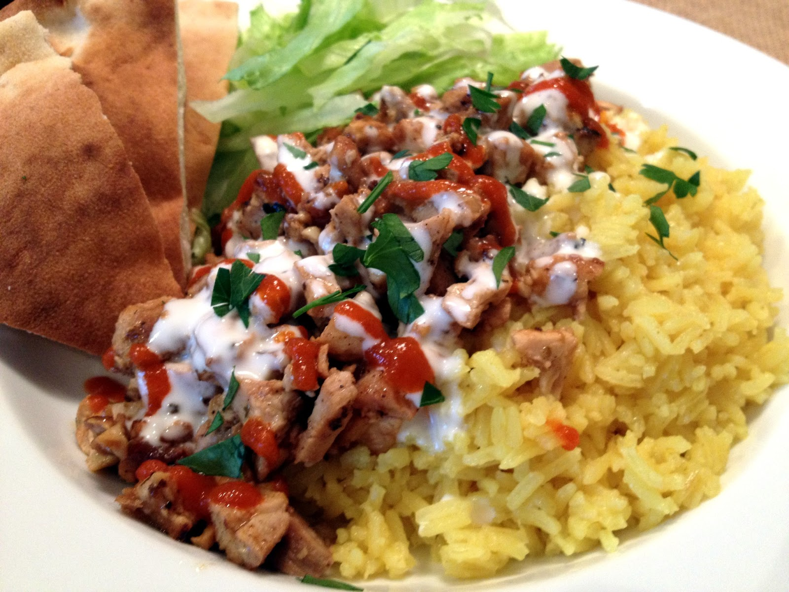 GRILLED CHICKEN BOWL Image