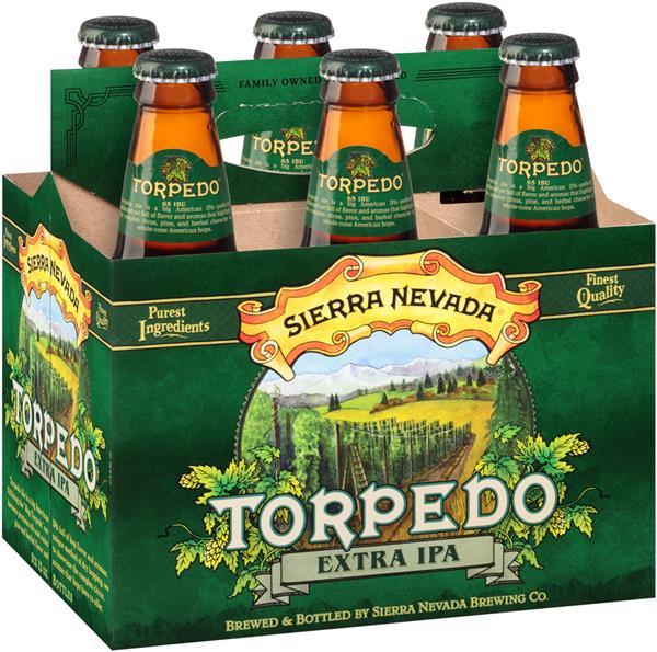 Sierra Nevada Torpedo Image