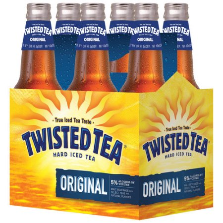 Twisted Tea 6-Pack Image