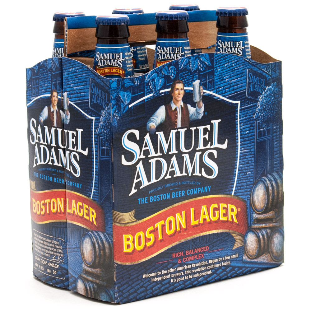 Sam Adams Lager Image