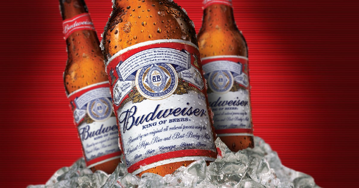 Budweiser (SOLD OUT) Image