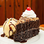 Carmel Pecan Cake Image