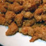 Child Fried Popcorn Shrimp Image