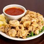 Fried Golden Calamari Image