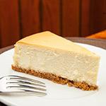 New York Style Cheesecake Image