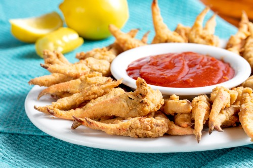 Fresh Crab Fingers Image