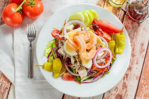 Johnny's Special Greek Salad Image