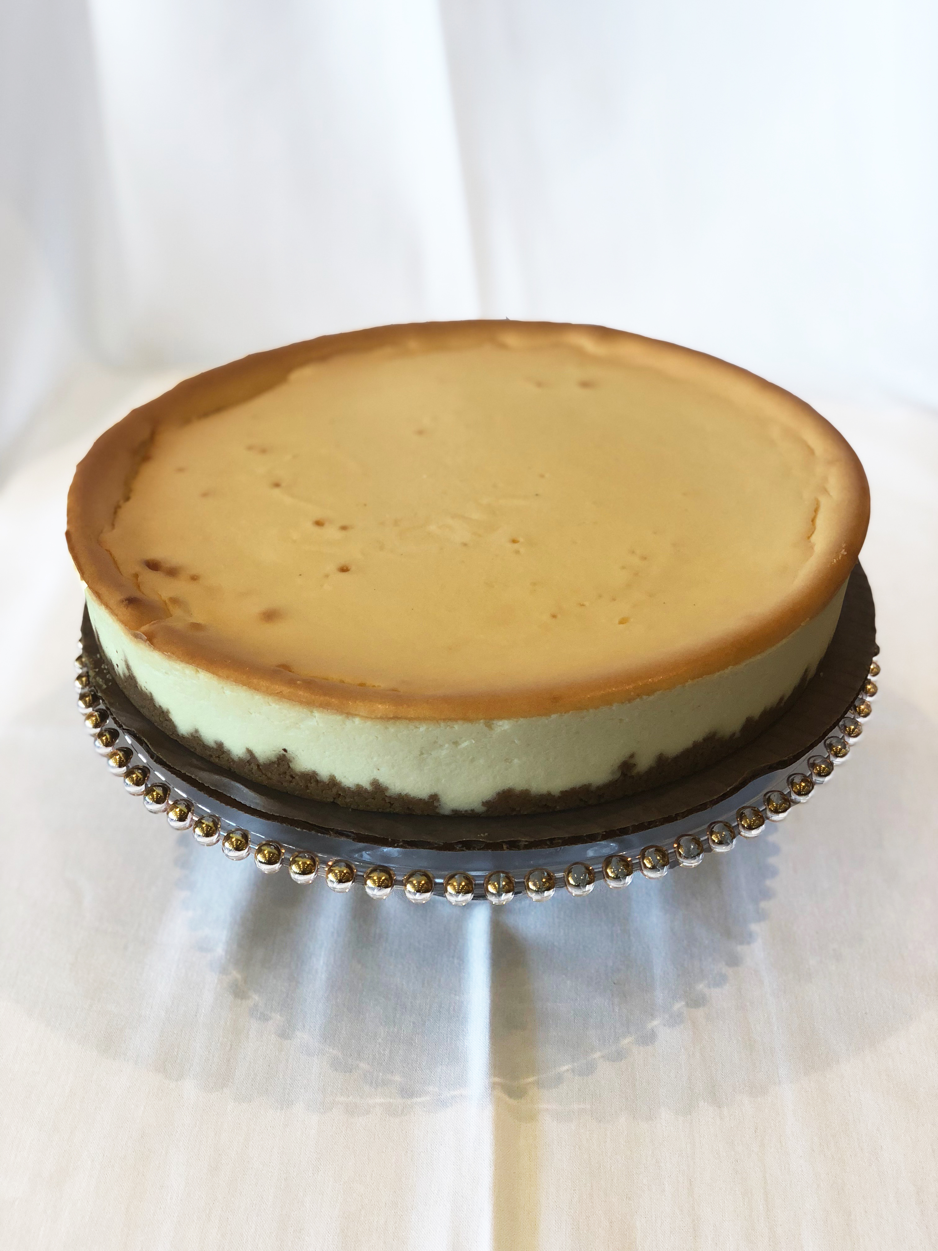Whole New York Style Cheesecake Image