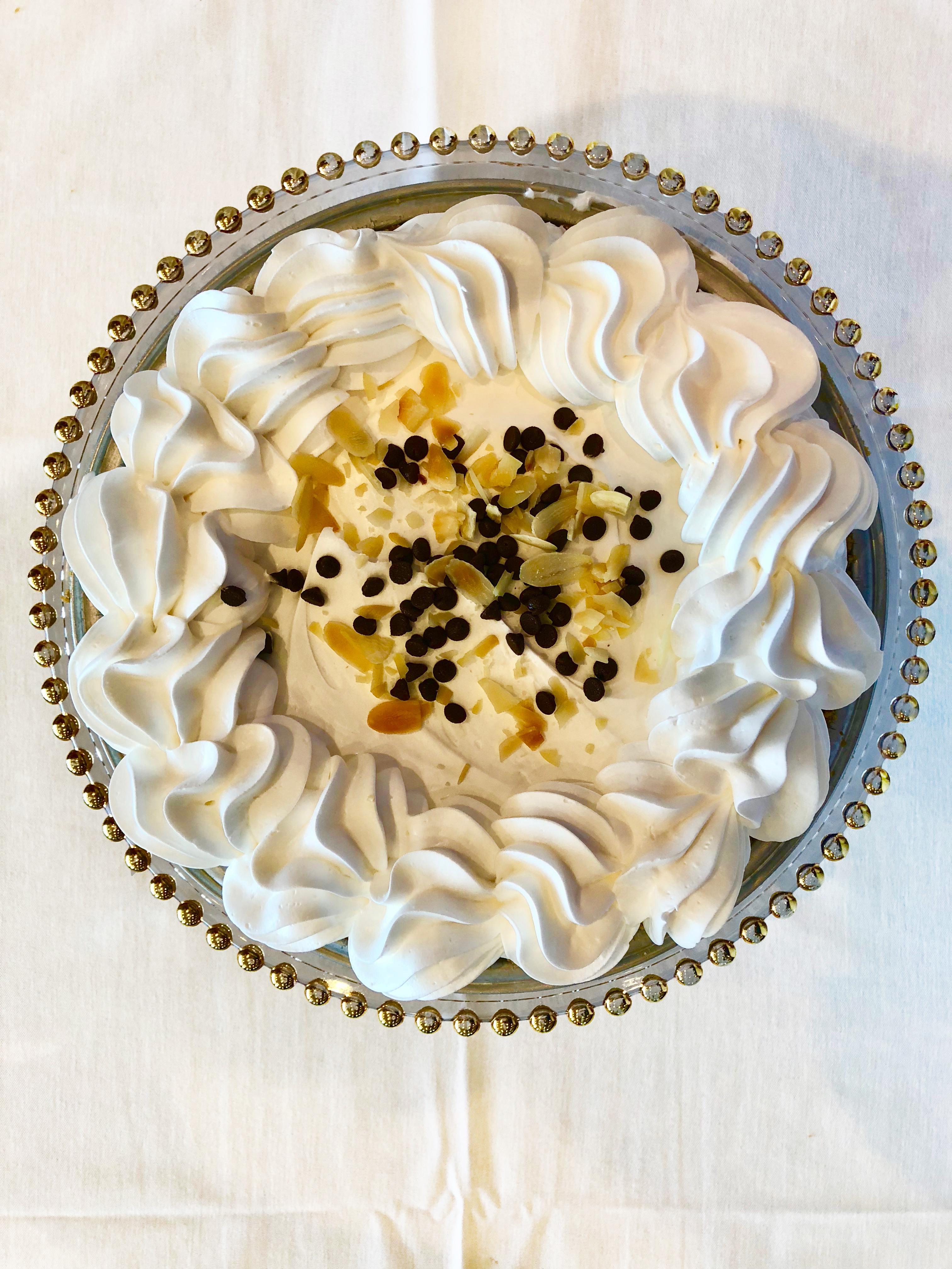 Whole Chocolate Silk Pie Image