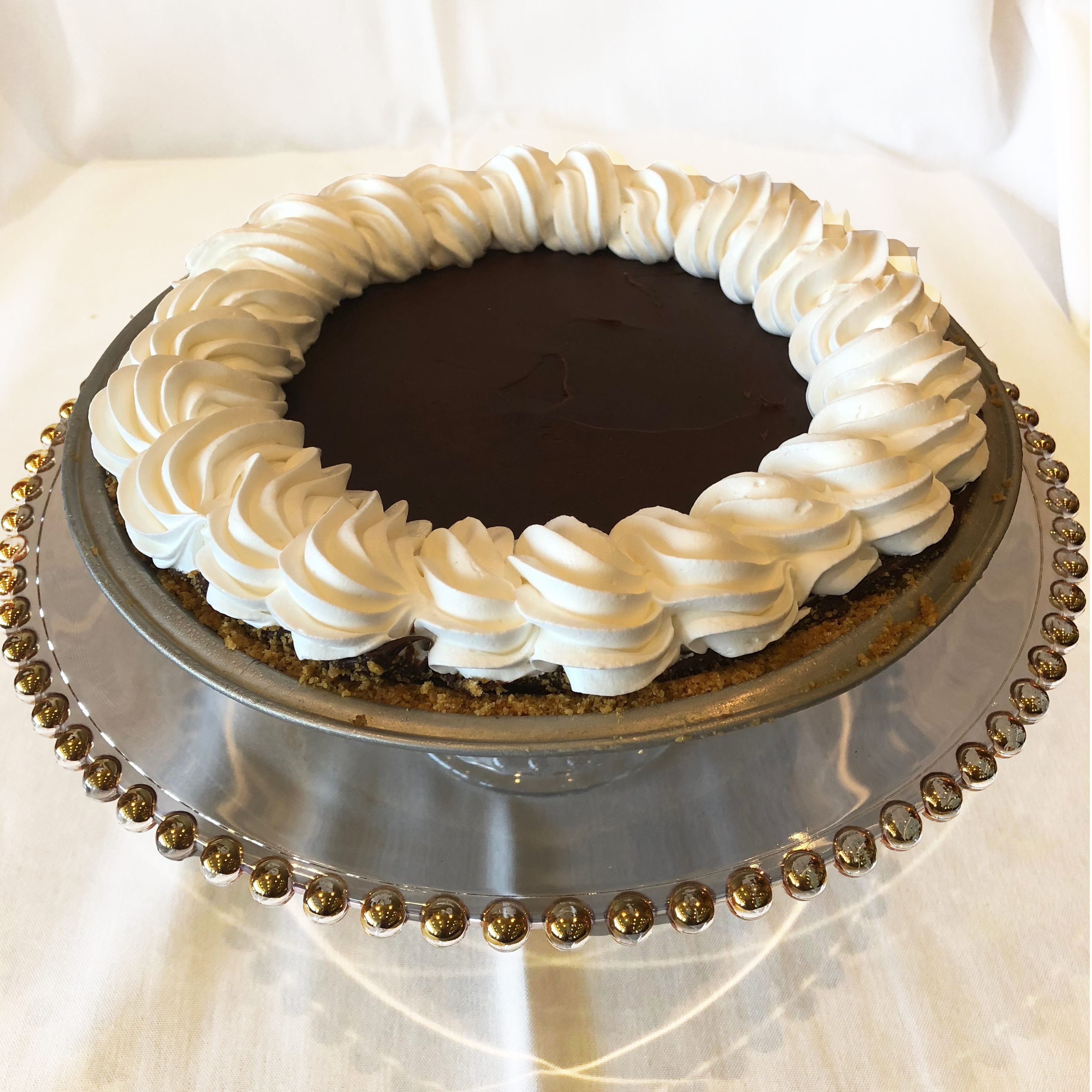 Whole Peanut Butter Pie Image