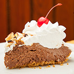 Chocolate Silk Pie Image