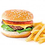 Quarter Pound Cheeseburger Image
