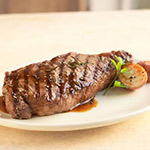 Kansas City-Cut Strip Sirloin Steak Image