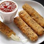 Fried Mozzarella Cheese Sticks Image