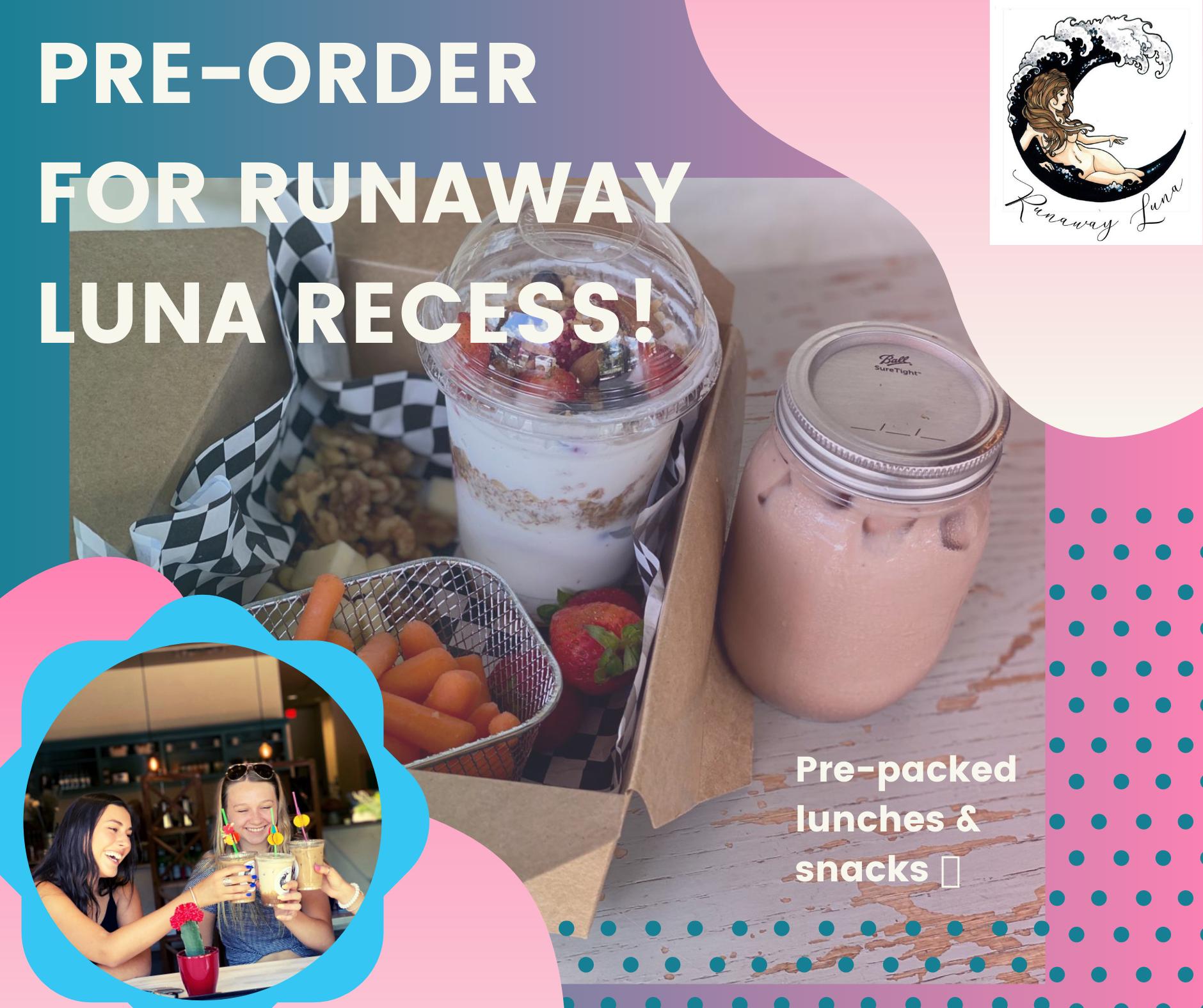 Runaway Luna Recess