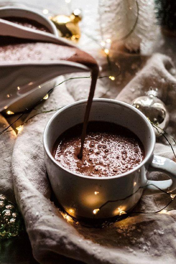 Aztec Hot Chocolate Image