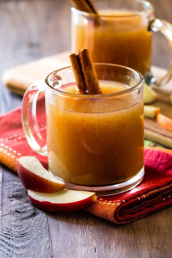 Hot Spiced Apple Cider Image