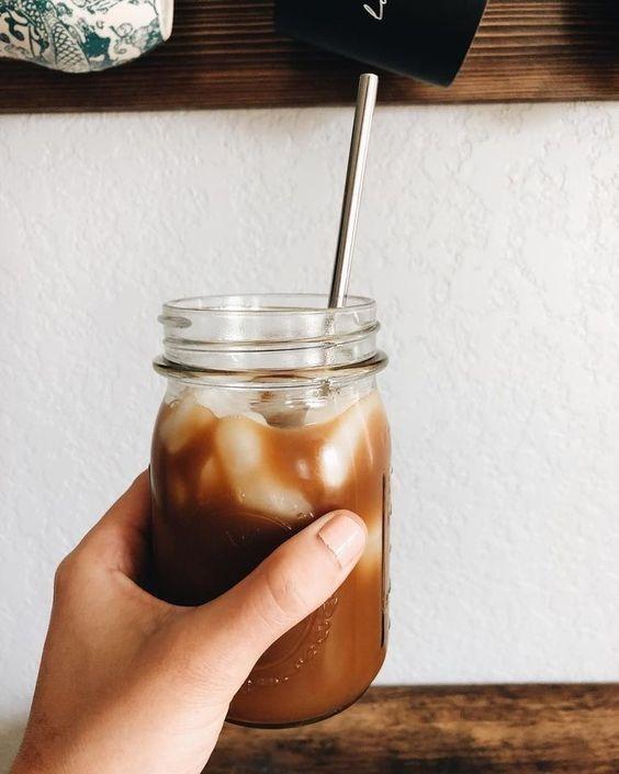 Iced Milo Jar