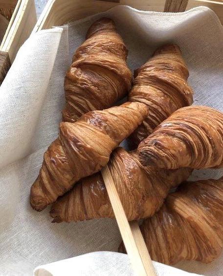 Plain Butter Croissant Image