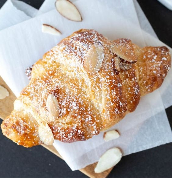 Almond Croissant Image