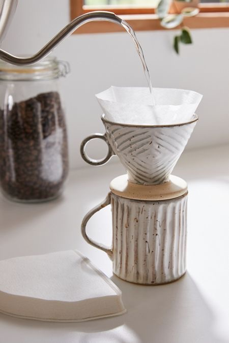 Coffee Culture Series Part 1: French Press + Pour over Image