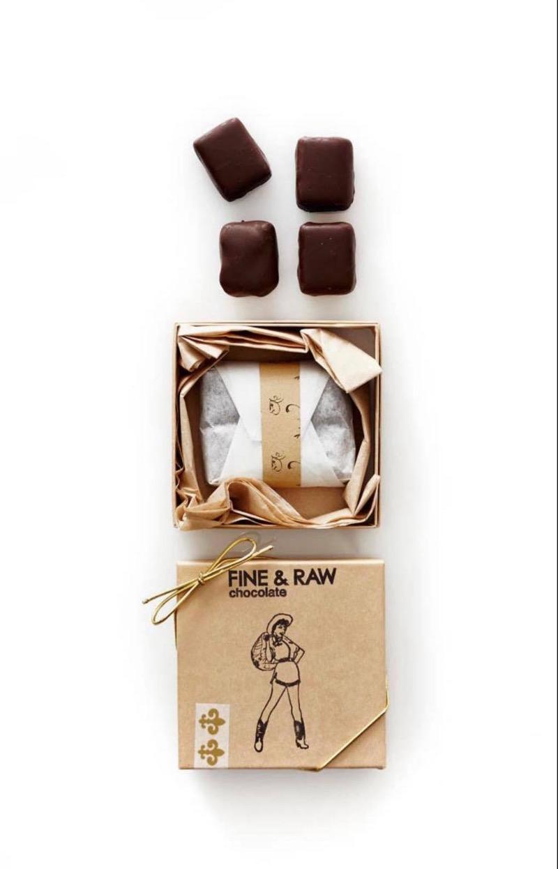 Fine + Raw Chocolate Truffles (4 PK) Image