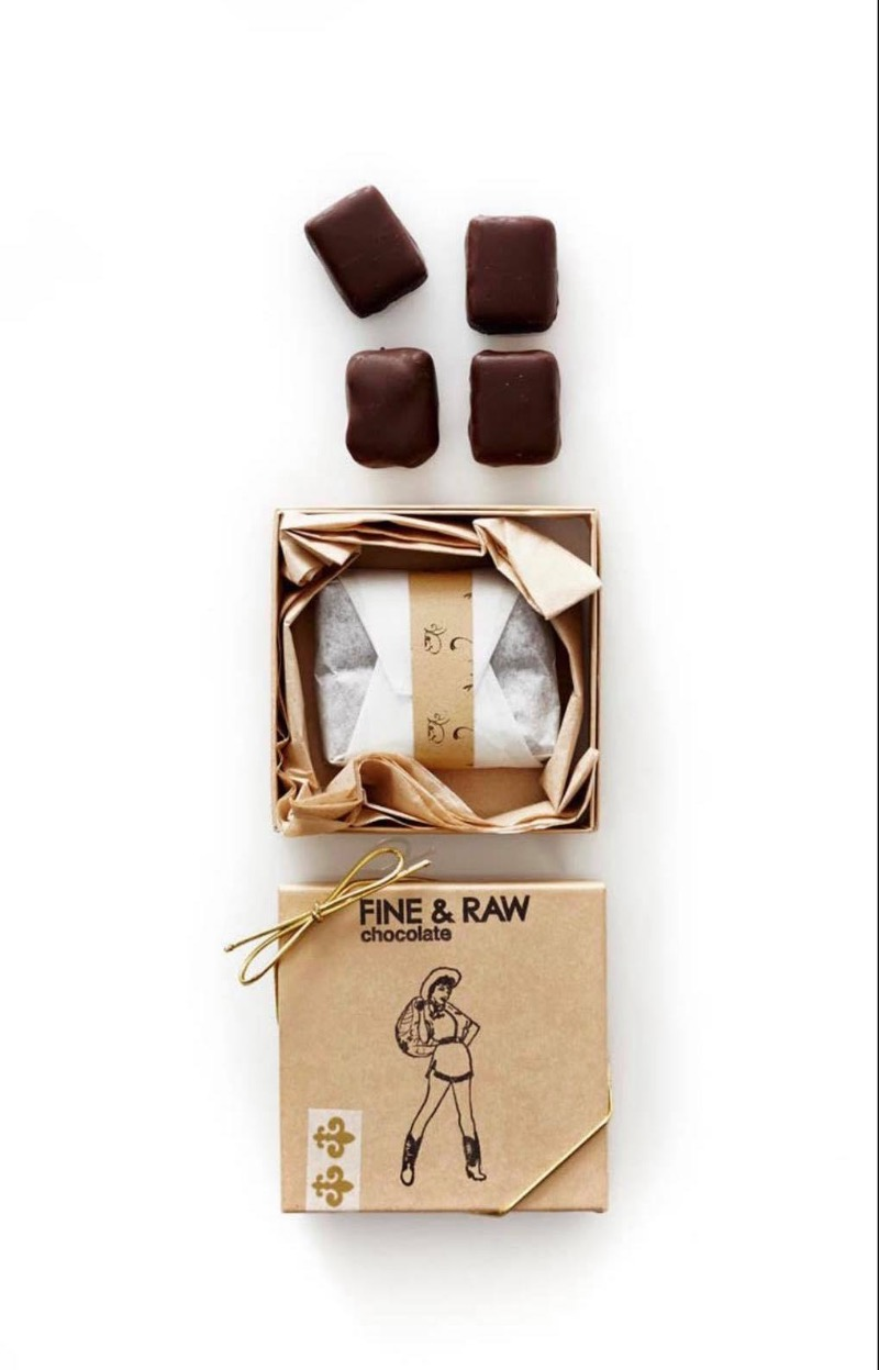 Fine + Raw Chocolate Truffles (4 PK) Image