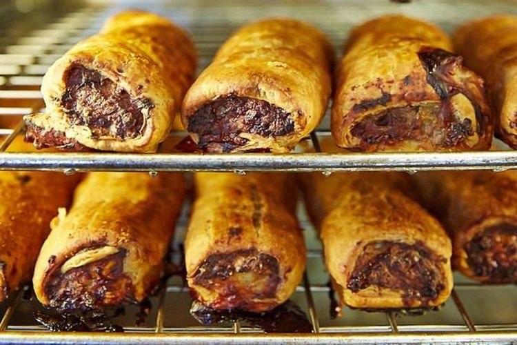 Sausage Rolls Image