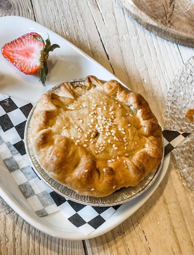 Aussie Meat Pie Image