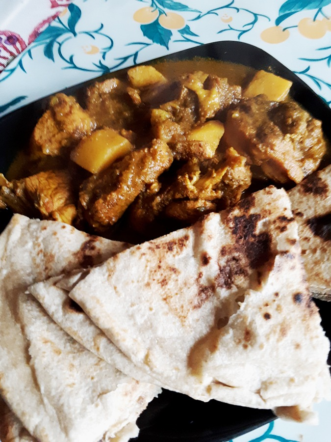 Curry Chicken Meal (Bone In)