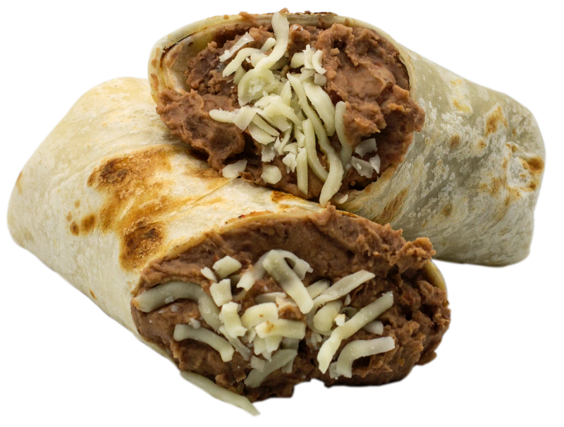 Bean & Cheese Burrito Image