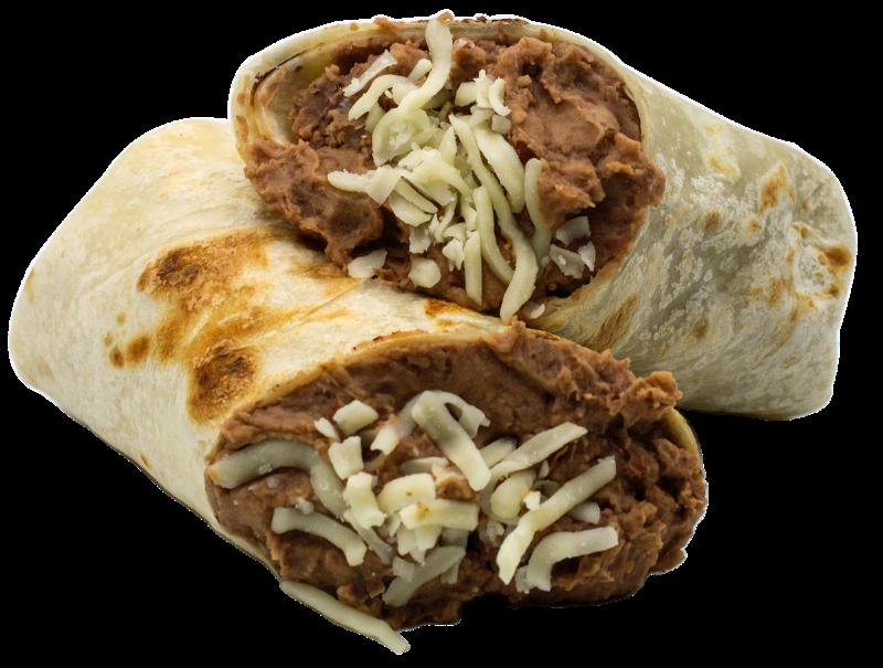 Bean & Cheese Burrito Image