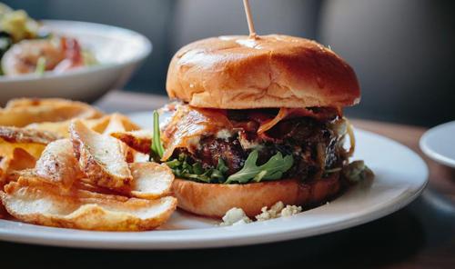 Wharf Burger Image