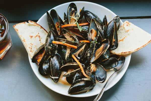 Mussels Image