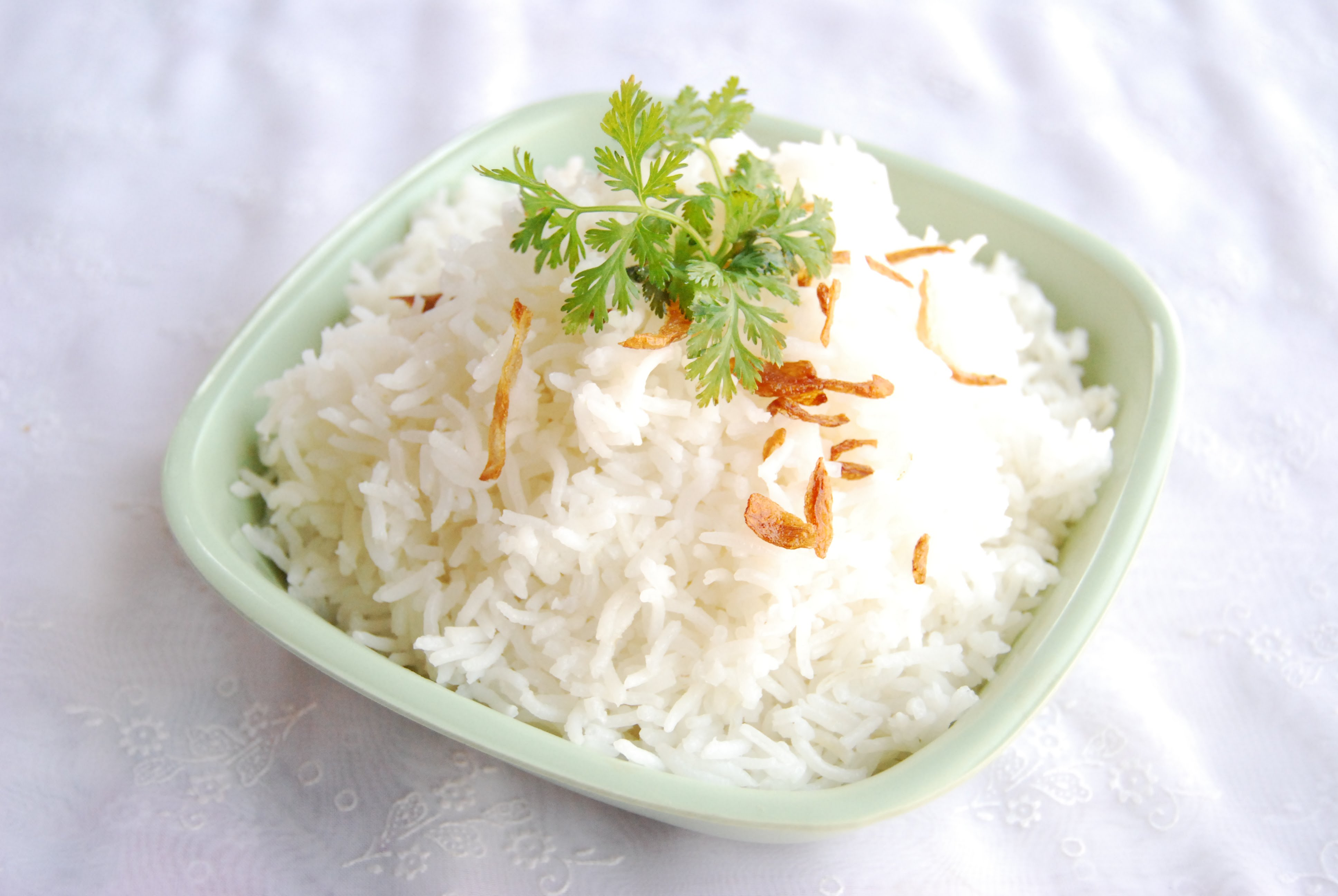 Plain Rice Image