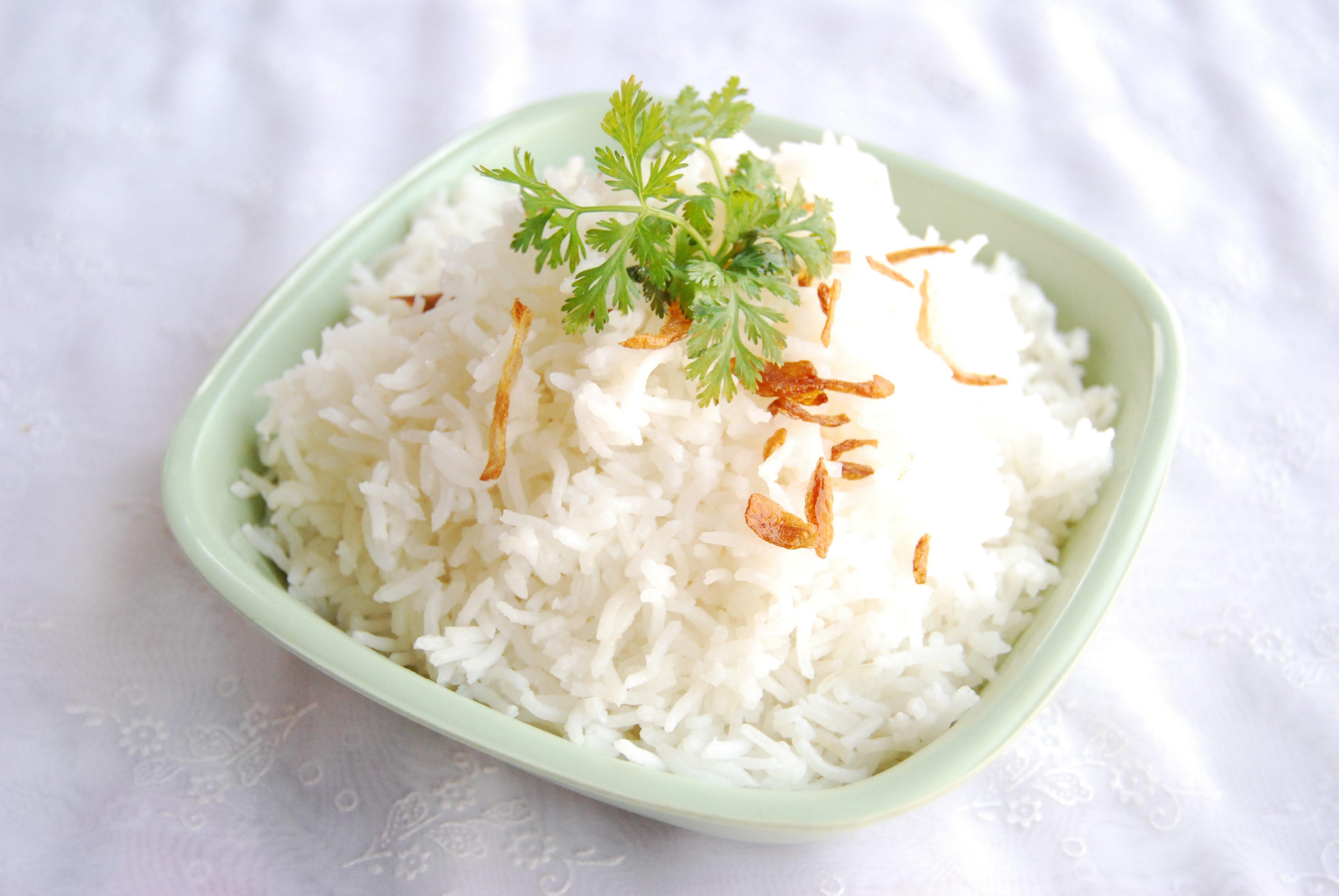 Plain Rice Image
