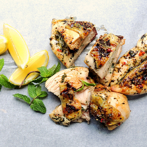 Peppercorn Chicken Image