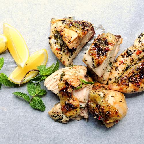 Peppercorn Chicken Image