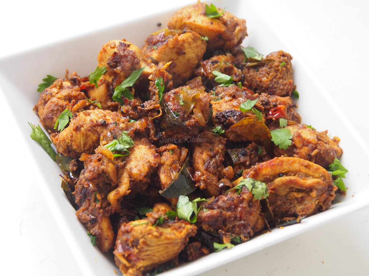Andhra Chicken Fry Image
