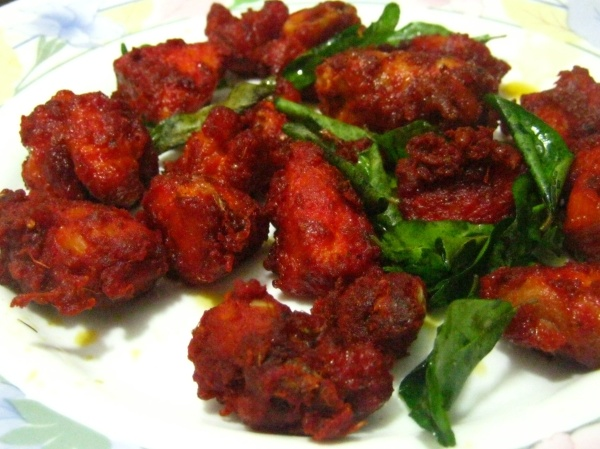 Chilli Chicken Image