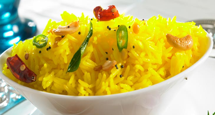 Lemon Rice Image