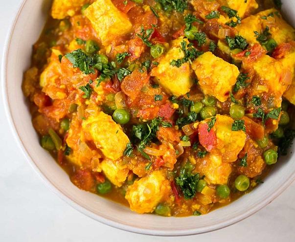 Grandma's Paneer Curry Image