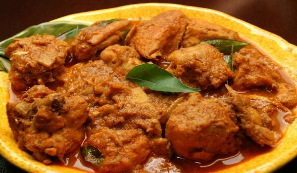 Mughali Chicken Image