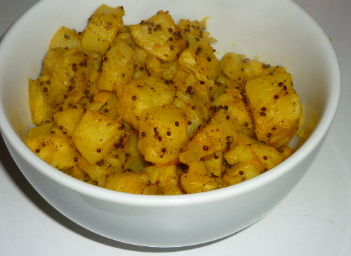 Bombay Aloo Fry Image